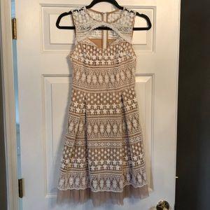 White Lace Dress - NWT